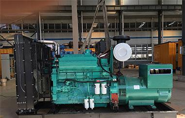 500kw康明斯发电机:解读康明斯柴油发电机组的构造与组成
