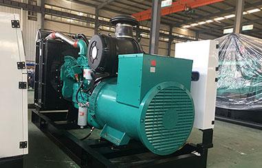 山东潍坊发电机组实用技术资料来袭