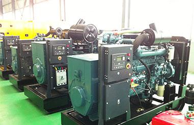 500kw柴油发电机组四大用途,码!